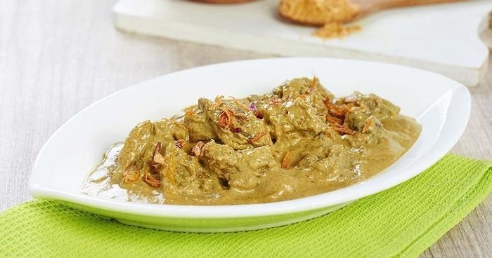 makanan khas jepara kagape kambing