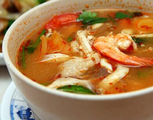 makanan khas jepara sop udang
