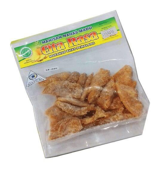 makanan khas pemalang nasi madu